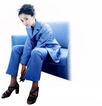 Yumi Adachi, wallpaper picture
